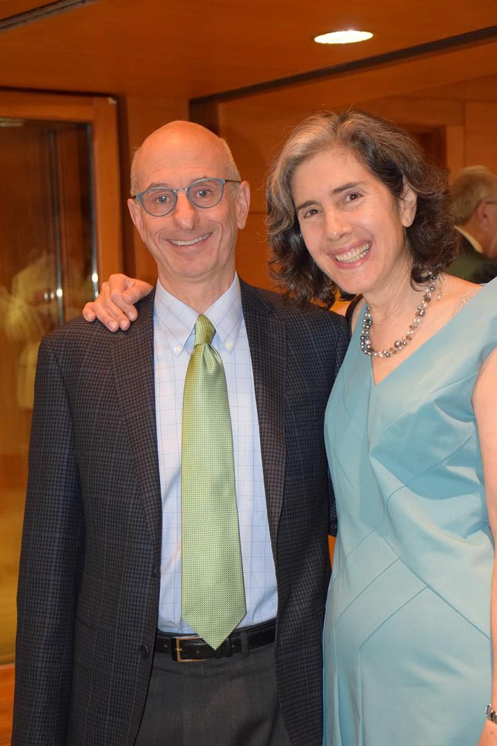 Judy & Michael