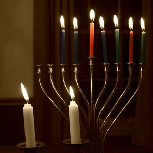 Menorah sixthNight